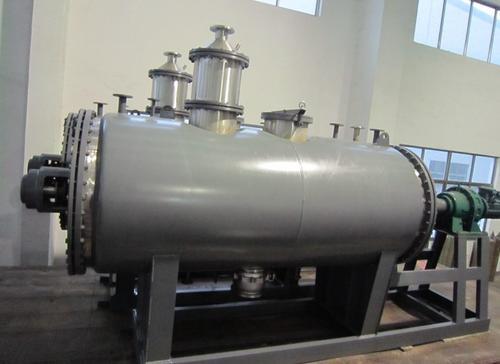 ZB型真空(kong)耙(ba)式(shi)干燥機