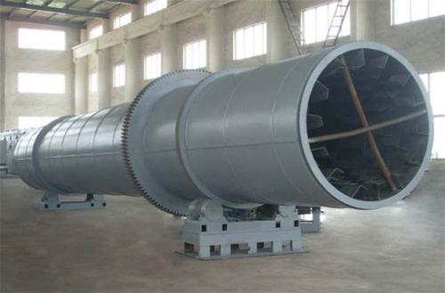 HZG型回轉滾筒干燥機