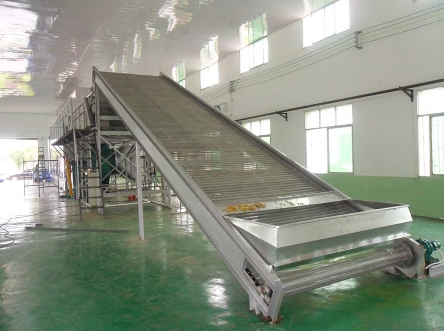 新一代動態立式(shi)干燥機的技術特點和